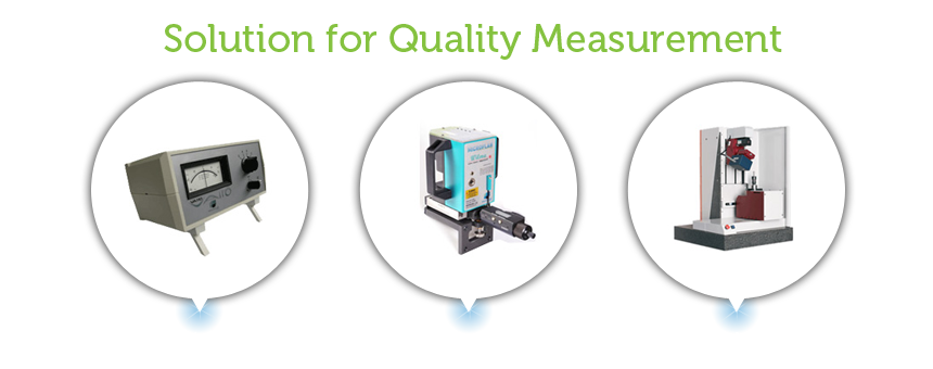 Solution for Quality Measurement